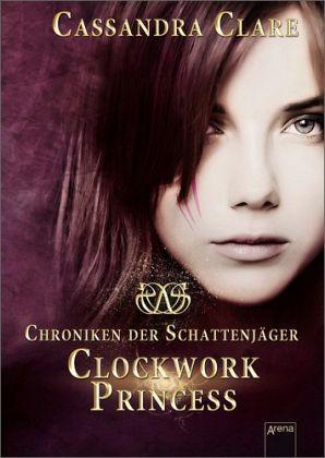 Buch-Reihe Chroniken der Schattenjäger von Cassandra Clare