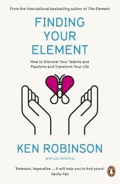 Finding Your Element (eBook, ePUB) - Robinson, Ken