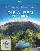 Die Alpen von oben - Die komplette Serie (3 Discs)