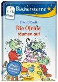 Die Olchis räumen auf / Die Olchis Büchersterne 3. Klasse Bd.8