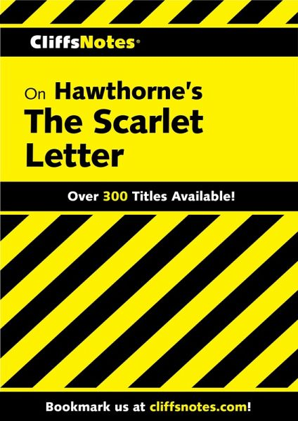 a study on the scarlet letter by nathaniel hawthorne For hester, to remove the scarlet letter would be to acknowledge the power it has in determining who she is the letter would prove to have successfully restricted her if she were to become a different person in its absence.
