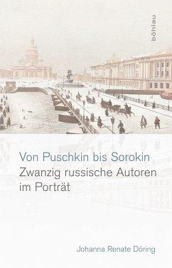 Von Puschkin bis Sorokin - Doering, Johanna
