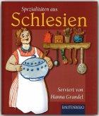 Hanna Grandel serviert Spezialitäten aus Schlesien