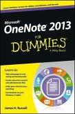 OneNote 2013 For Dummies (eBook, PDF)