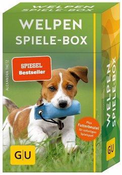 Welpen-Spiele-Box - Taetz, Alexandra