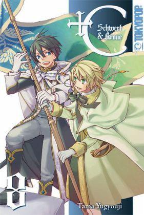 Buch-Reihe +C: Schwert und Krone