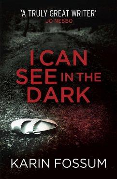 I Can See in the Dark (eBook, ePUB) - Fossum, Karin