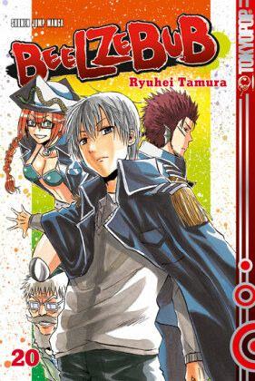 Oga vs. Furuichi / Beelzebub Bd.20
