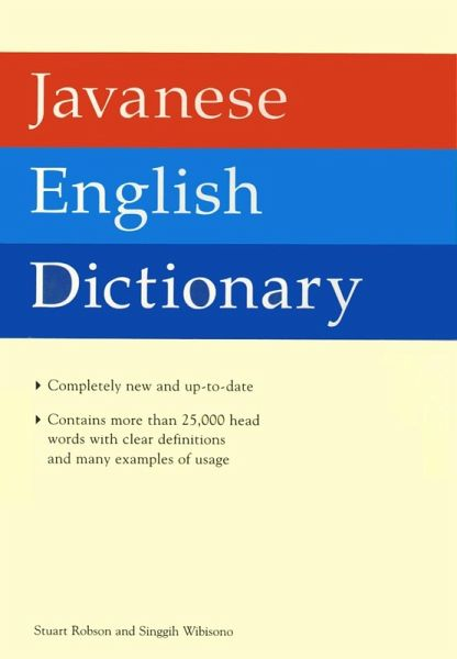 javanese english dictionary ebook epub von stuart robson singgih wibisono. Black Bedroom Furniture Sets. Home Design Ideas