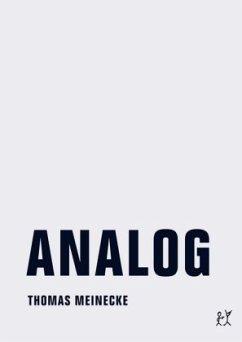 Analog - Meinecke, Thomas