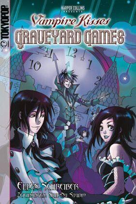 Vampire Kisses: Graveyard Games