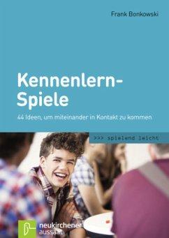 Kennenlern-Spiele - Bonkowski, Frank