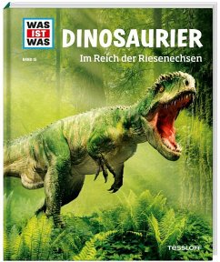 Dinosaurier / Was ist was Bd.15 - Baur, Manfred