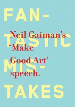 Make Good Art (eBook, ePUB) - Gaiman, Neil