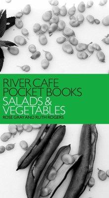 River Cafe Pocket Books: Salads and Vegetables (eBook, ePUB) - Gray, Rose; Rogers, Ruth