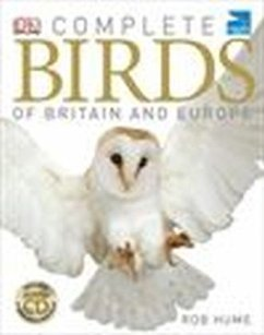 RSPB Complete Birds of Britain and Europe - Hume, Rob