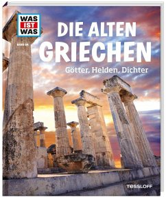 Die alten Griechen / Was ist was Bd.64 - Singer, Claire