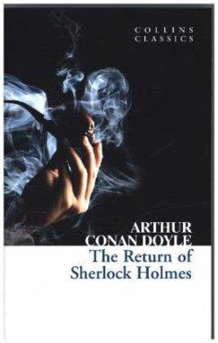 The Return of Sherlock Holmes (Collins Classics) - Doyle, Arthur Conan