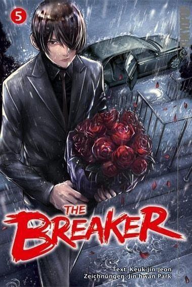 Buch-Reihe The Breaker