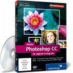 Adobe Photoshop CC für digitale Fotografie, DVD-ROM