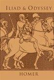 Iliad & Odyssey (eBook, ePUB)