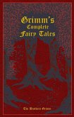 Grimm's Complete Fairy Tales (eBook, ePUB)
