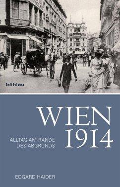 Wien 1914 - Haider, Edgard