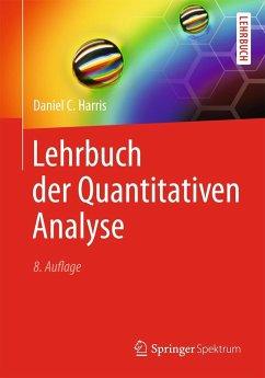 Lehrbuch der Quantitativen Analyse - Harris, Daniel C.