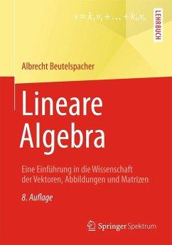 Lineare Algebra - Beutelspacher, Albrecht