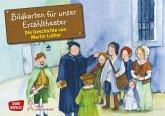 Bildkarten für unser Erzähltheater: Die Geschichte von Martin Luther