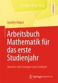Arbeitsbuch Mathematik für das erste Studienjahr