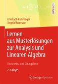 Lernen aus Musterlösungen zur Analysis und Linearen Algebra