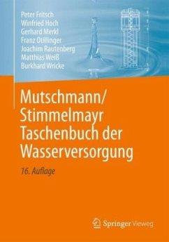 Mutschmann/Stimmelmayr Taschenbuch der Wasserve...