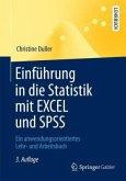 Einführung in die Statistik mit EXCEL und SPSS