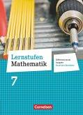 Lernstufen Mathematik 7. Schuljahr. Schülerbuch. Differenzierende Ausgabe Nordrhein-Westfalen