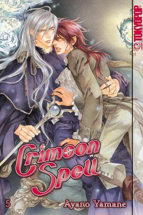 Buch-Reihe Crimson Spell