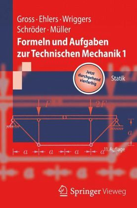Statik technische mechanik bd 1 fachbuch b for Statik mechanik