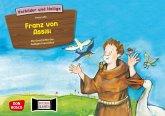 Bildkarten für unser Erzähltheater: Franz von Assisi - Die Geschichte des heiligen Franziskus