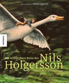 Die wunderbare Reise des Nils Holgersson mit den Wildgänsen - Lagerlöf, Selma