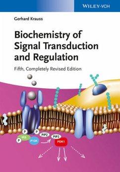 Biochemistry of Signal Transduction and Regulation - Krauss, Gerhard