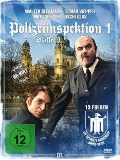 Polizeiinspektion 1 - Staffel 09 (3 Discs)