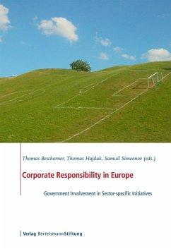 Corporate Responsibility in Europe (eBook, PDF) - Beschorner, Thomas; Hajduk, Thomas; Simeonov, Samuil