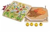 Goki 58603 - Blumenpresse Frühlingswiese