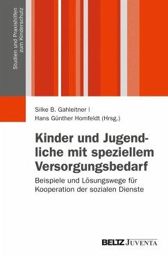 Kinder und Jugendliche mit speziellem Versorgungsbedarf (eBook, PDF)