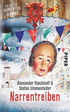 Narrentreiben / Hubertus Hummel Bd.4 - Rieckhoff, Alexander; Ummenhofer, Stefan
