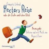 Hectors Reise oder die Suche nach dem Glück / Hector Bd.1 (4 Audio-CDs)