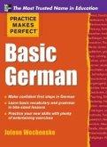 Practice Makes Perfect Basic German (eBook, ePUB)