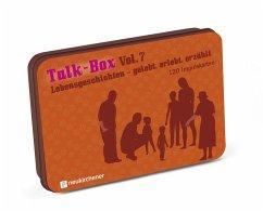 Talk-Box, Lebensgeschichten - gelebt, erlebt, erzählt (Spiel)