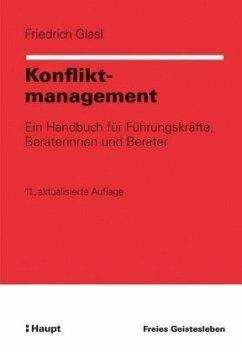 Konfliktmanagement - Glasl, Friedrich