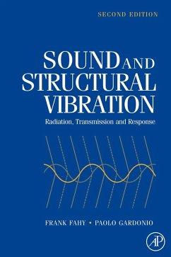 Sound and Structural Vibration (eBook, PDF) - Fahy, Frank J.; Gardonio, Paolo